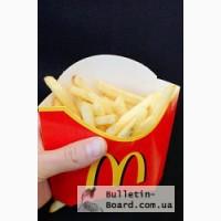 Упаковка для фаст-фудов: для картошки фри, бургеров, роллов,чикенбоксы