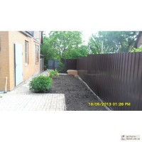 Уборка участков,огородов,террито рии Донецк