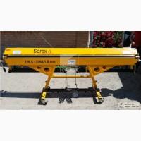 Гибочный станок (листогиб) Sorex ZRS-2360