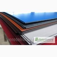 Металлический лист с полимерным покрытием в Киеве от производителя
