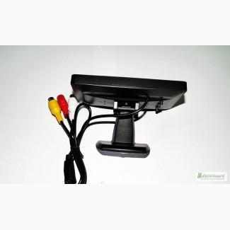 Цветной Монитор 4, 3 2 видеовхода + камера заднего вида