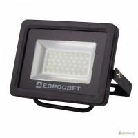 Прожектор светодиодный 20W 1800Lm 6400K IP65 EVRO LIGHT EV-20-01 SanAn