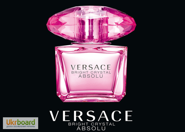 Фото 4. Versace Bright Crystal Absolu парфюмированная вода 90 ml. (Версаче Брайт Кристал Абсолю)