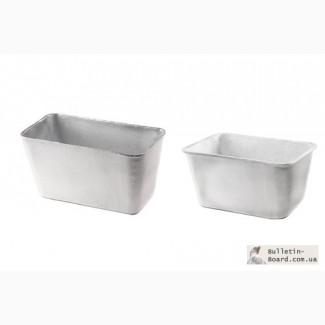 Алюминиевые формы для выпечки хлеба разных размеров
