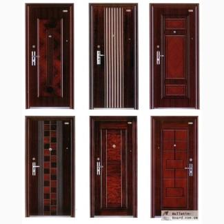 Входные Китайские двери г.Кривой Рог