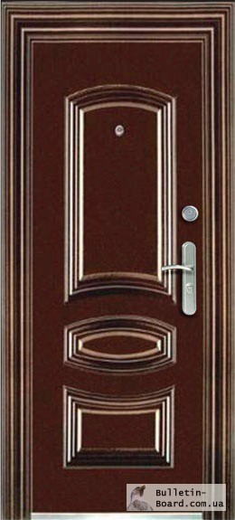 Фото 3. Входные Китайские двери г.Кривой Рог
