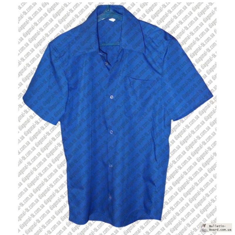 Фото корпоративной одежды пошив - Рубашка корпоративная, пошив