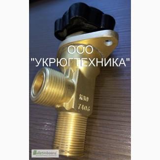 Вентиль запорный КВО 7406
