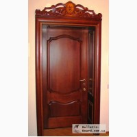 Филенчатые двери.
