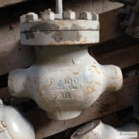 Клапан 6с-9-1 регулирующий поворотный Ду80, Ру100, Т450С