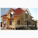 Строим каркасные дома из сип панелей Харьков и обл