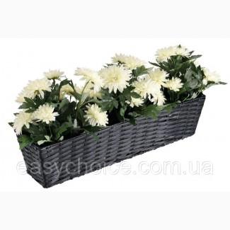 Горшок для цветов, балконник