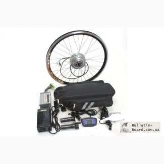 Мотор колеса для велосипеда, передние, задние, разной мощности и размера