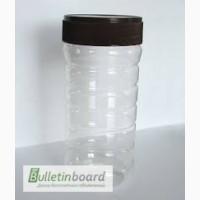 Банка ПЭТ (пластиковая) прозрачная 1 литр