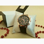Наручные часы Geneva Quartz. Унисекс