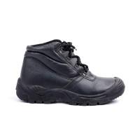 Продам Ботинки кожанные, черные, производство Украина