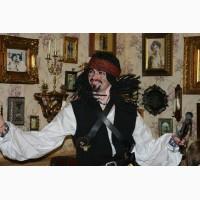 Ведущие, клоуны, пираты, детские и взрослые праздники, аниматоры, шоу, Одесса