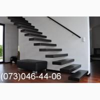 Деревянные лестницы на заказ киев