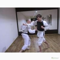 Боевое искусство. Школа боевых искусств - Сёриндзи Кэмпо. Тренировка