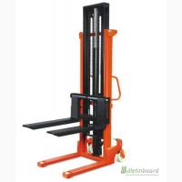 Штабелер гидравлический 1000/1500 кг