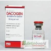 Продам Дакоген (Dacogen) 50мг