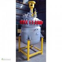 Продам реактор химический нержавеющий 0, 63м3