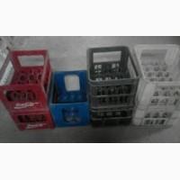 Ящик пластмасовий для склотари