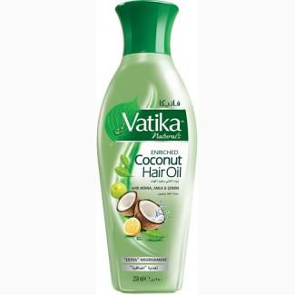 Масло для волос кокосовое Dabur Vatika Coconut Hair Oil