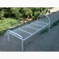 Односпальные кровати бюджетные, двухъярусные металлические кровати
