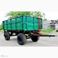 Прицеп тракторный самосвальный, зерновоз 2ПТС-6