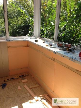 Фото к объявлению: изготовление и установка окон деревянных .