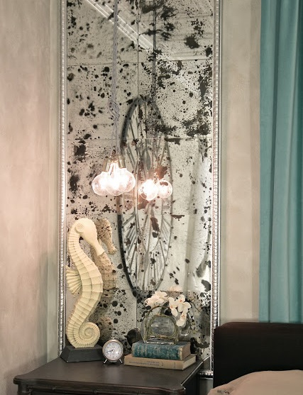 Фото 4. Состаренные зеркала. Золотые состаренные зеркала. Зеркала с эффектом старения