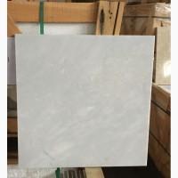Мраморная плитка белая в ассортименте