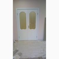 Установка межкомнатных дверей киев