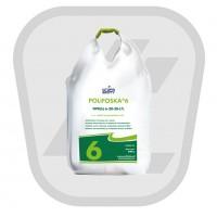Полифоска 6 NPK 6-20-30 (S)- 7 цена за т