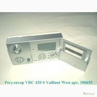 Регулятор погодозависимый VRC 420 S Vaillant West арт.300655