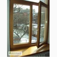 Изготовление и установка оконных и дверных блоков из дерева