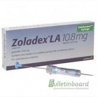 Продам Золадекс 10.8 мг Аstra Zeneca (Великобритания)