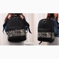 Рюкзак с геометрическими фигурами купить, рюкзак купить киев