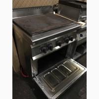 Плита электрическая б/у с духовкой и конвекцией