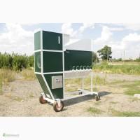 Аэродинамический сепаратор для чистки и калибровки зерновых