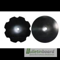 Диск БДТ Сферический и ромашка, дисковая борона, диск, диск на борону