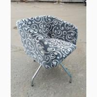 Кресло для салона красоты б/у, кресло для кафе б/у, кресло велюр б/у