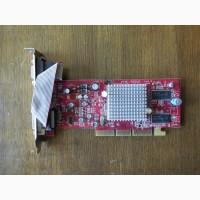 Видеокарта ATI Radeon 7000 64MB DVI VGA TV-Out AGP