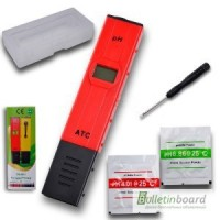 PH метр PH-2011 - бюджетный прибор для измерения pH