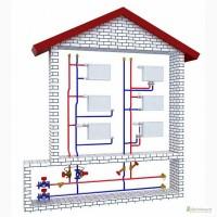 Виды разводки систем отопления