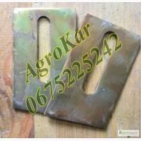 Чистик внешний A24085 диска сошника внесения удобрений John Deere