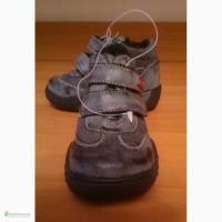 Детские ботинки на липучках из кожзама. 21р. ТМ Neat feet