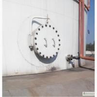 Монтаж резервуаров стальных РВС для хранения воды