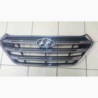 Решетка радиатора Hyundai Tucson 3